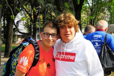 PW Lombardia - Milano Marathon 2018